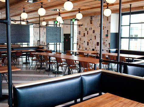 design cafe facebook facebookの社員食堂がどのような感じでデザインされたかよくわかる写真集 gigazine