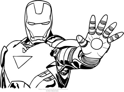 new iron coloring pages design printable coloring sheet