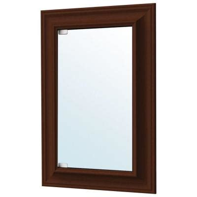 home depot bathroom medicine cabinet masterbath 20 in w x 30 in h recessed medicine cabinet