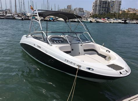 yamaha speed boat engine yamaha ar210 speed boat san antonio port hangloose ibiza