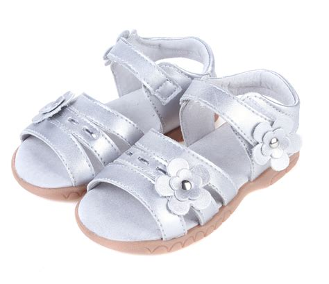 silver kid shoes toddler sandals toddler shoes silver