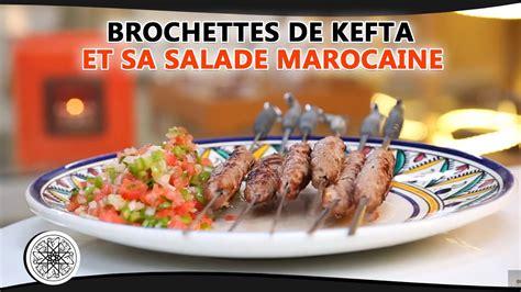 cuisine tv choumicha choumicha cuisine marocaine brochettes de kefta et sa
