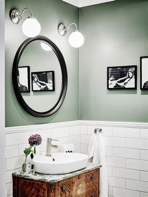 best 25 green bathrooms ideas on green