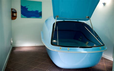 Float Tank Detox by How To Detox On Vacation Travel Leisure