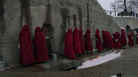 The Tale the handmaid s tale finally hints at what caused