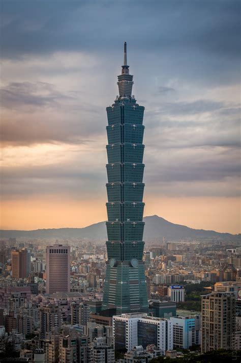 taipei  skyscraper  taipei thousand wonders