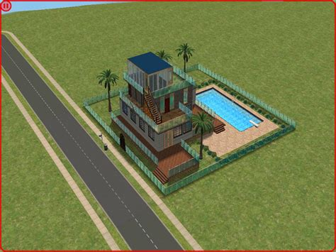 crazy houses sims 1 houses memes