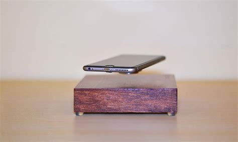 wireless phone chargers levitating wireless phone charger cool material