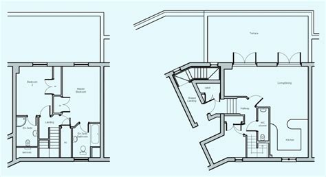 The Trevose Floor Plan by Ocean Blue Cornwall The Trevose 6 Ocean Blue Cornwall