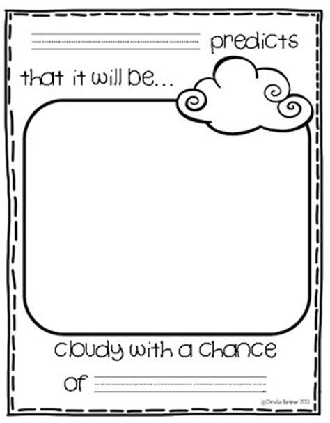First Grade Fever! by Christie: Wacky Weather FREEBIE!