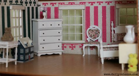 old fashioned doll houses tiny house big fun a dollhouse tour daily rebecca