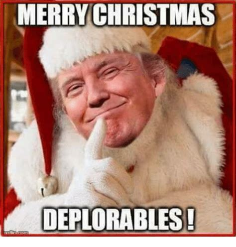 Meme Merry Christmas - merry christmas deplorables meme on sizzle