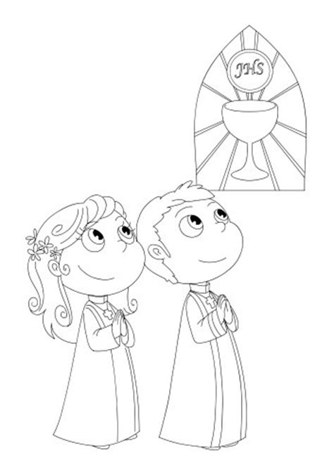 my first communion coloring pages coloring pages