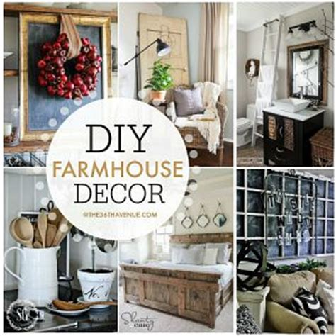 ideas for home decor farmhouse home decor ideas the 36th avenue