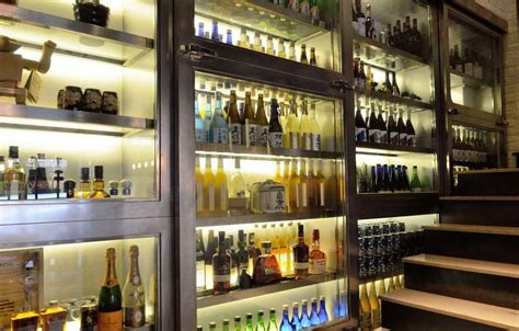 wall cabinets for bar wall mounted bar cabinet for home designs ideas http