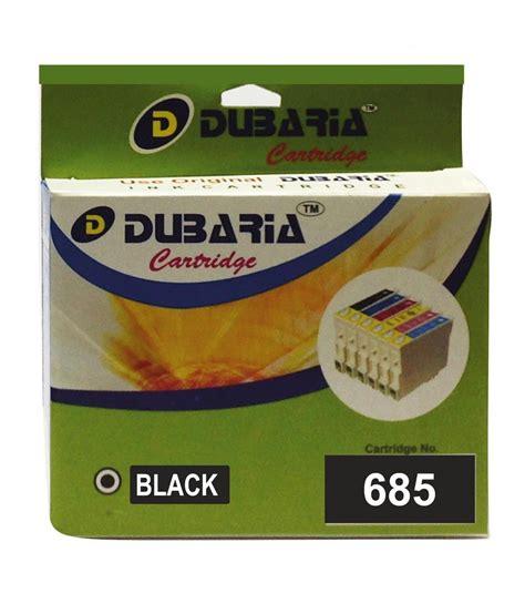Hp Black Ink Cartridge 685 dubaria 685 black ink cartridge for hp 685 cz121aa buy dubaria 685 black ink cartridge for