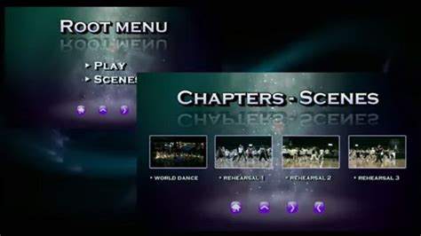 powerdirector dvd menu templates powerdirector menu templates free