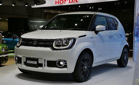 Suzuki Ignis Wiki Suzuki Ignis 2016