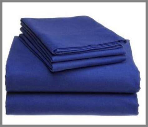 blue bed sheets royal blue bed sheets whereibuyit com