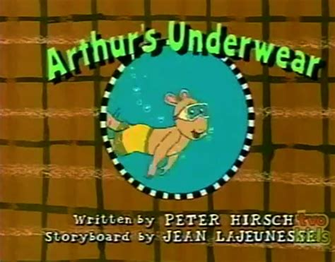 arthur title cards season 11 image arthur s underwear title card png arthur wiki