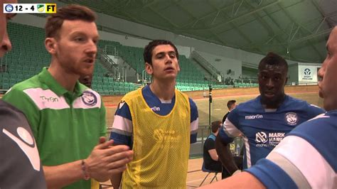 manchester futsal club  university  nottingham futsal