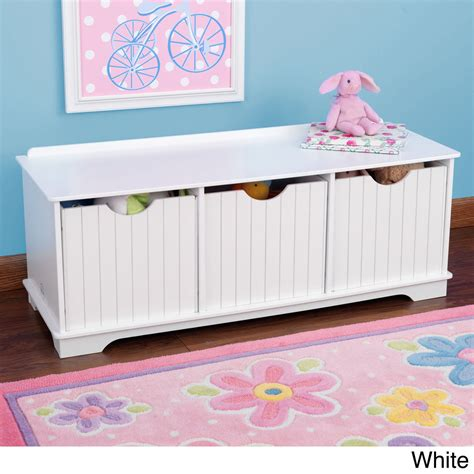white wooden toy box bench kids desk storage bench whiteboard chalkboard chairs