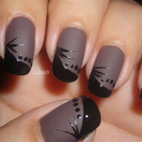 Nägel Lackieren French by Latest Collection Of Best And Stylish Nail Art Designs