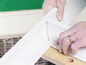 How To Install Crown Molding On Top Of Kitchen Cabinets How To Install Crown Molding How Tos Diy