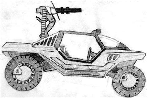 halo warthog drawing halo warthog drawing pixshark com images galleries