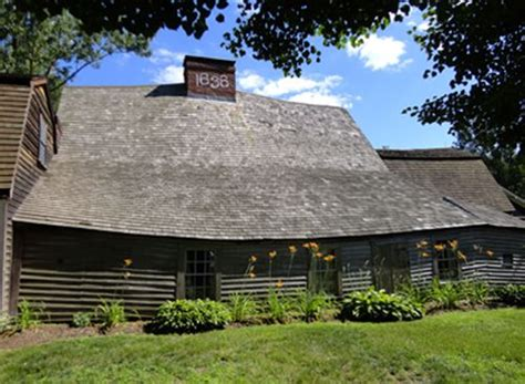 Oldest House In America by Fairbanks House Dedham Ma Oldest Timbered Framed House In