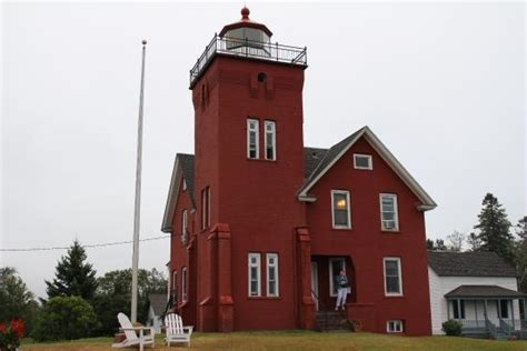 lighthouse bed and breakfast second floor stairway to lighthouse tower picture of