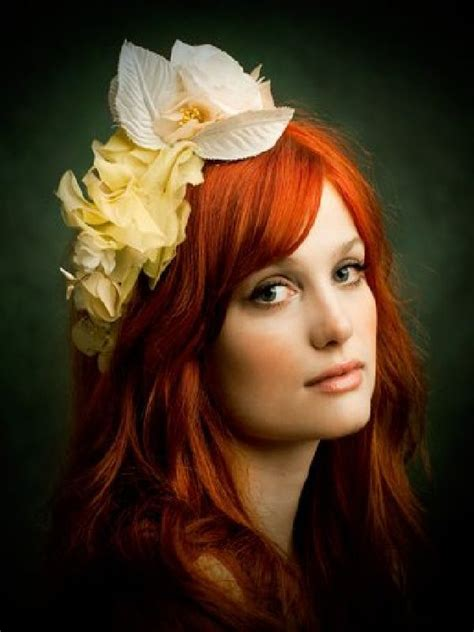 ginger hair color ginger hair color style wedding hairstyles makeup