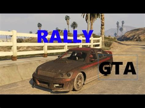 Grand Theft Auto 5 Rally Car by Grand Theft Auto 5 Rally Car