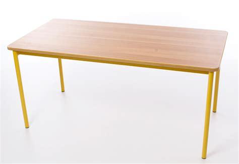 1b rectangular table size b yellow divers