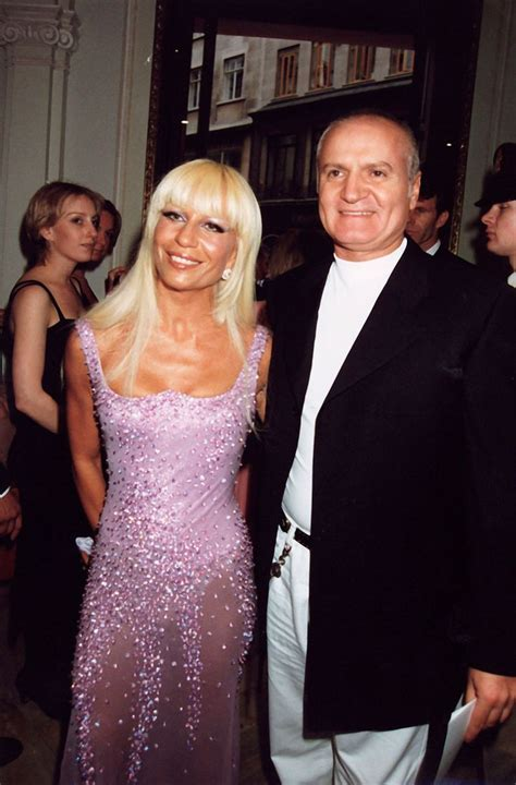 Donatella Versace Tells Clinton To Take by Gianni Donatella Versace Gianni Versace