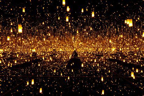 infinity mirrored room yayoi kusama infinity mirrors at seattle museum sam