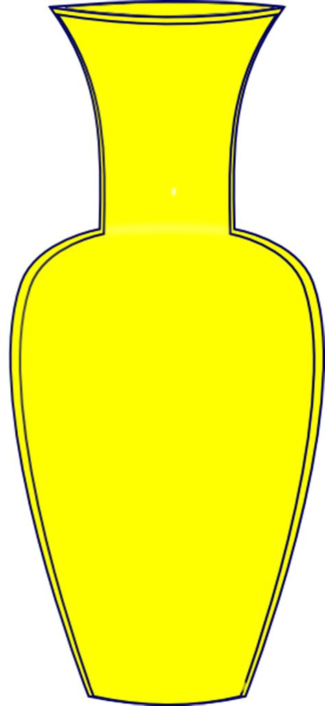 Vase Clip by Vase Clipart Clipart Suggest