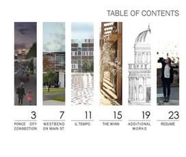 Best 25 Architecture Portfolio Layout Ideas On Pinterest