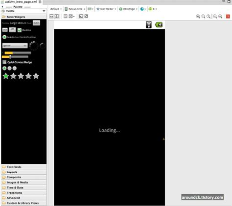 xml layout tool android 안드로이드 layout xml의 tools context 은 뭔가요 돼지왕