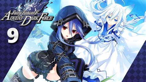 fairy fencer  advent dark force ps lets play