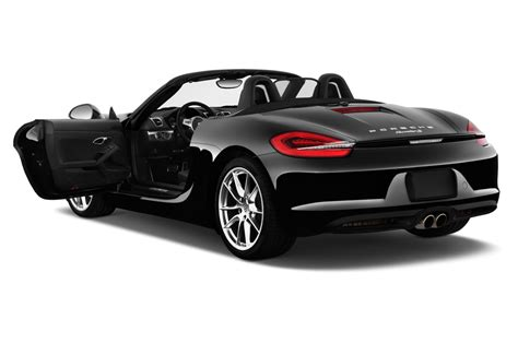 black porsche convertible 2013 porsche boxster reviews and rating motor trend
