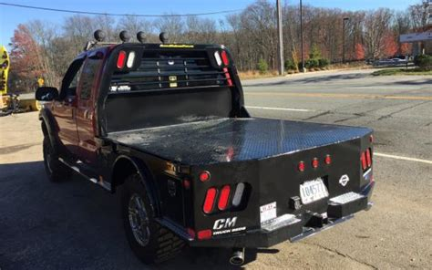 Cm Truck Beds Prices by Cm Truck Beds Steel Sk Bed Ford Dodge And Chevy Bh