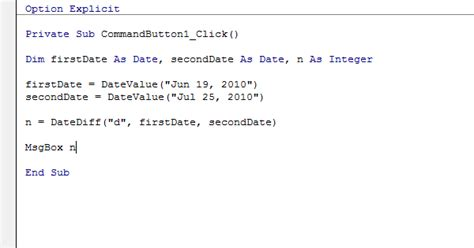 php datediff format excel vba date functions year how to use excel date