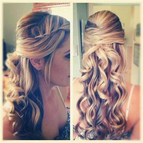 17 best images about half updo wedding hairstyle for thin 17 best images about fiesta frocks on pinterest wedding