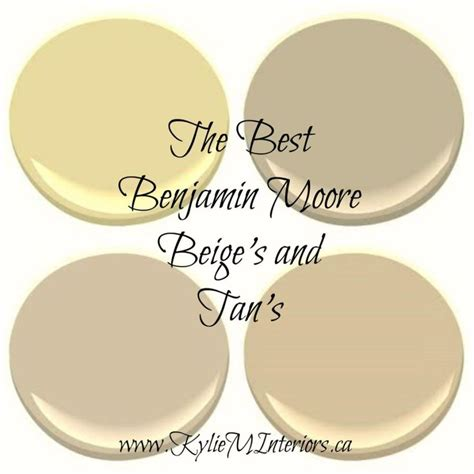 best beige paint color 17 best ideas about benjamin beige on