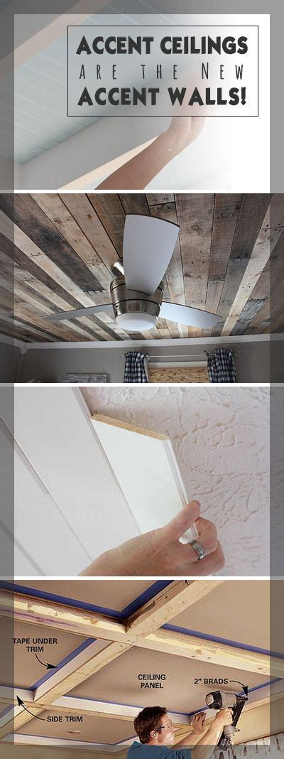 Creative Ceiling Coverings - best 25 accent walls ideas on wood wall wood