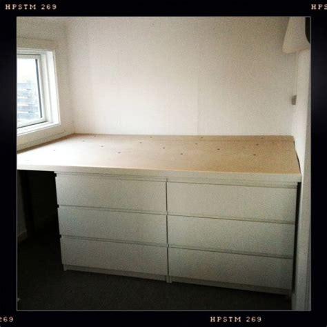 ikea hacks bedroom storage seng med opbevaringsplads http www chickenandstilettos