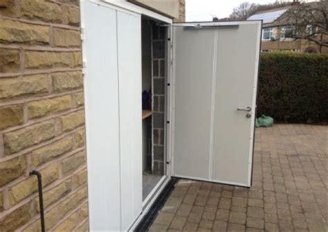 Insulating Garage Door Sides by Side Hinged Steel Garage Doors Protec Garage Doors Ltd