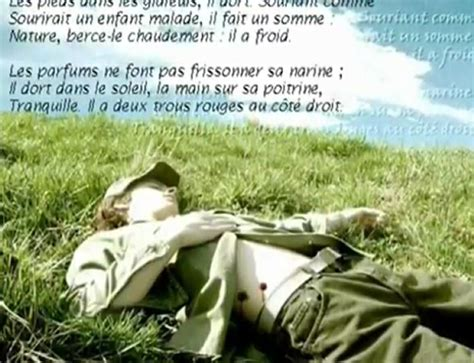 Illustration Le Dormeur Du Val by Rimbaud L D Et Le Dormeur Du Val D Mian Flickr Rimbaud