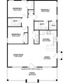 Floor Plan For Small House Small House Floor Plan Home Decor Report